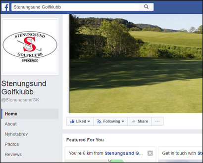 Följ oss på Facebook